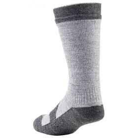 Sealskinz Walking Thin Mid Socks Grey Marl/Dark Grey Marl